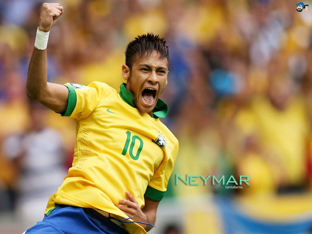 Neymar, This Smoothie's For You (2/2)