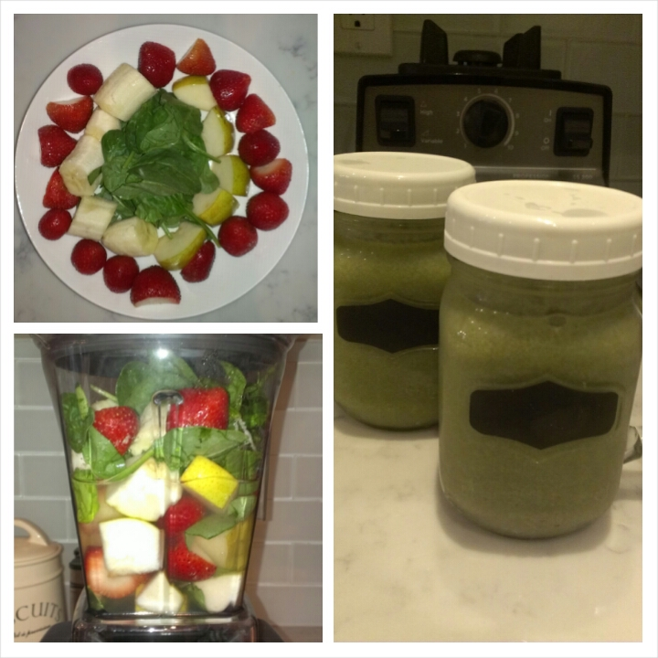 what makes a fruit a fruit fruit and spinach smoothie